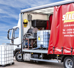 Silgo Lubricants Fast Efficient Lubricant Delivery Service